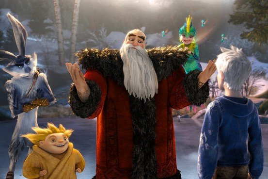 DreamWorks Releases Software Used in 'Guardians' - Wall Street Journal